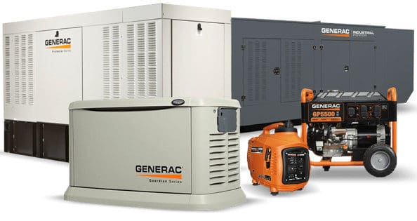 Generators can be installed by TCA Electric, North Vancouver commercial electrical contractors.