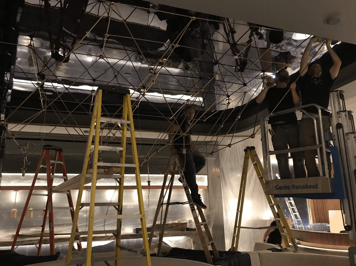 North Vancouver Commercial Electrician Project Spotlight: Grand Villa Casino by TCA Electric.